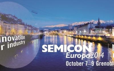 ECP à la SEMICON Europa 2014